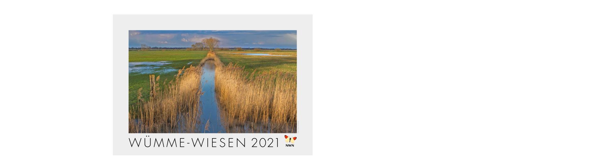 Kalender für das Jahr 2021