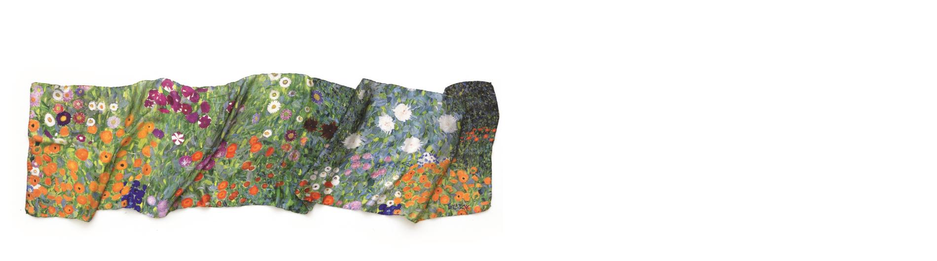 Gustav Klimt: Seidenschal
