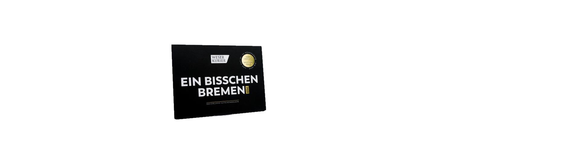 Ein Bisschen Bremen 2021 - Gutscheinmagazin