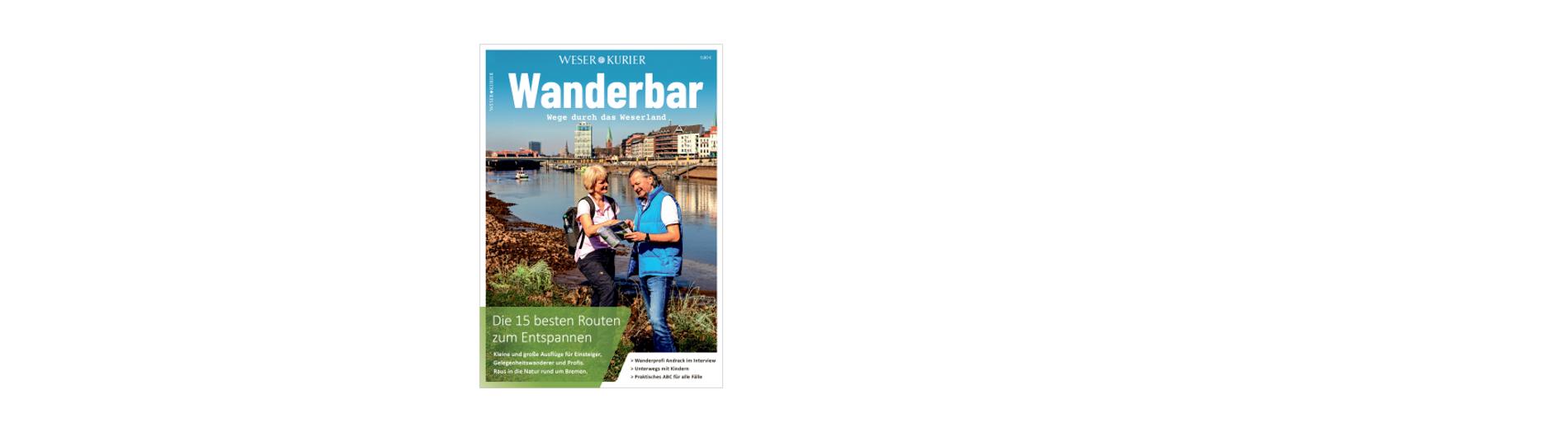 Wanderbar   Wege durch das Weserland
